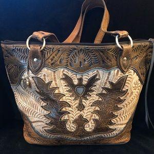 American west handbag